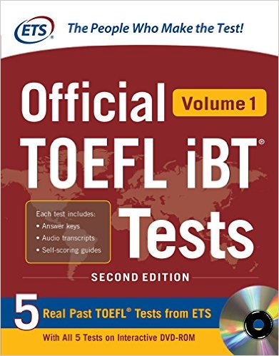 Official TOEFL iBT®