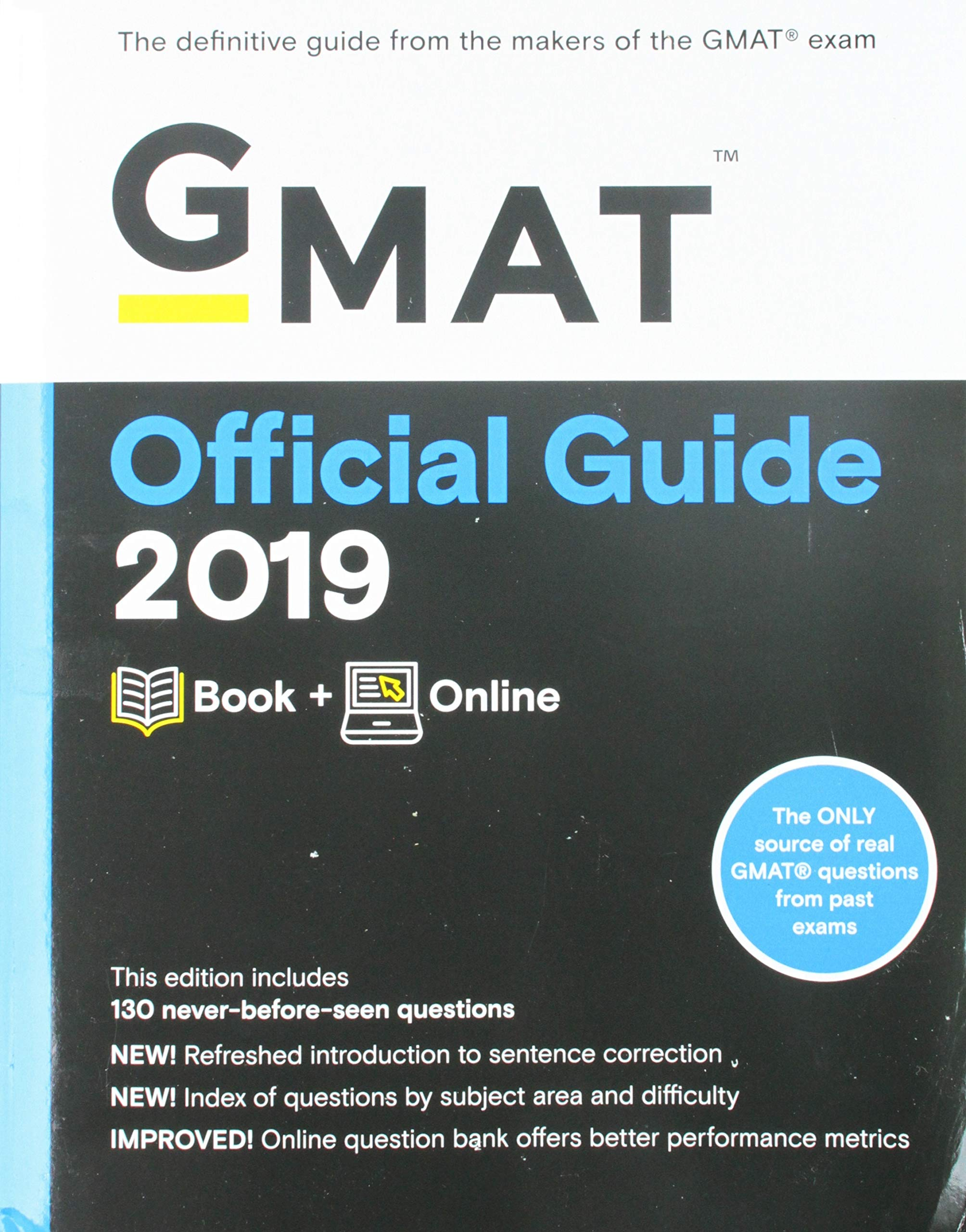 GMAT® Official Guide 2019